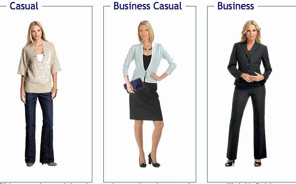 Business Casual | Get FAB