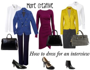 whattoweartoajobinterview