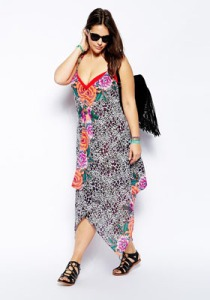 ASOS-CURVE-Scarf-Dress-In-Fluro-Animal-Print