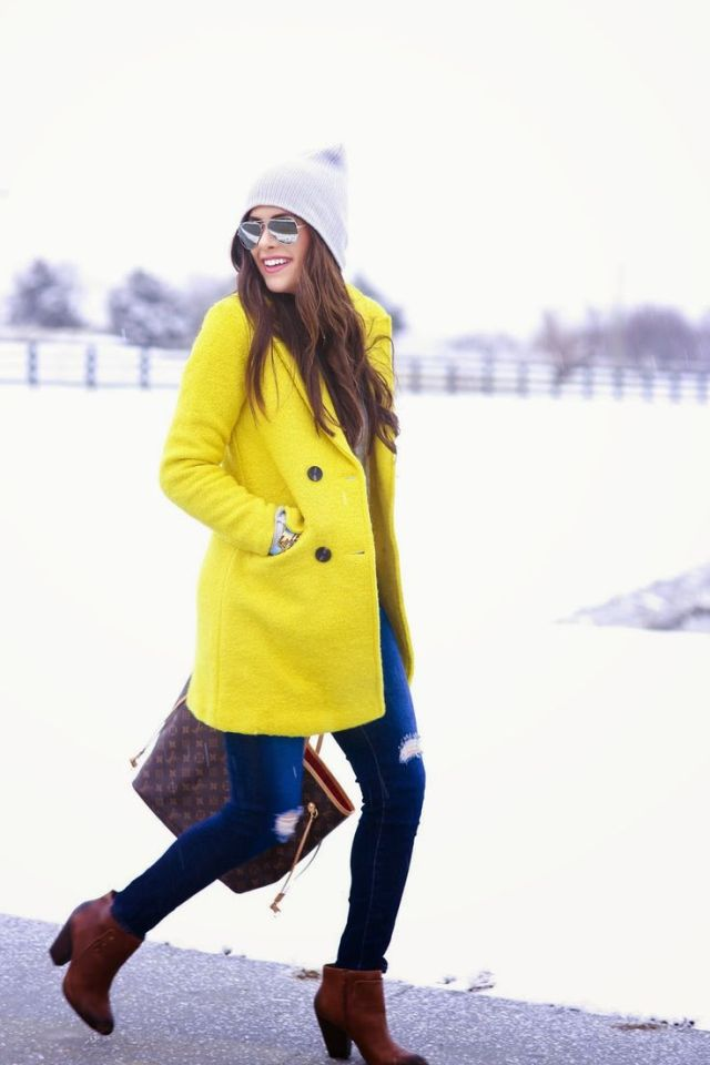 bright-yellow-coat